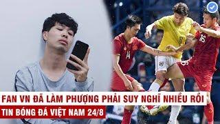 VN Sports 24/8   Công Phượng lên tiếng nhắc nhở fan Việt Nam, tuyển thủ Thái Lan: VN sẽ phải ôm hận