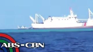 Di bababa sa 7 barko ng China nakapalibot sa Scarborough Shoal | TV Patrol
