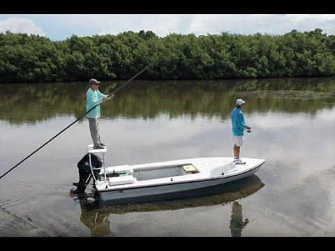 Florida Sportsman Project Dreamboat -  39' Sea Vee Intro, Custom-Built Conchfish