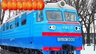 Поезд и вагоны поезда Развивающее видео для детей про Поезда и транспорт(В этом видео дети увидят электропоезд и вагоны поезда. Железнодорожный транспорт обязательно заинтересует..., 2016-01-15T00:06:03.000Z)