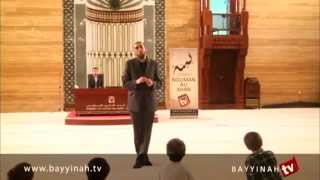 Shaking Hands With Women/Men ~ FUNNY Nouman Ali Khan!!