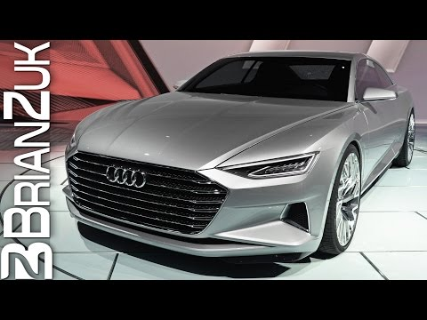 Audi Prologue A9 Concept