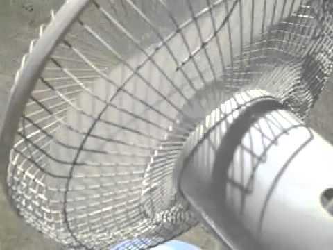 DC Fan 12 V Direct solar panel 30W