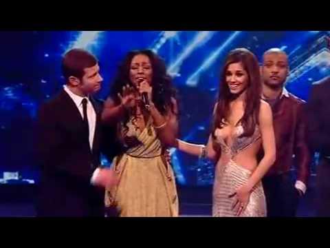 X Factor 2008 Final Live Alexandra Burke Announced Winner