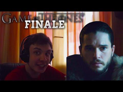 Reaction | Финал 6 сезона (Ветра Зимы) Игра Престолов/Game Of Thrones
