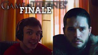 Reaction | Финал 6 сезона (Ветра Зимы)