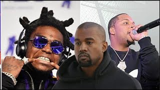 Kodak Black Responds to Don Q about Boxing, Kanye West Yeezus 2 and  LOSING HIS MIND PART 2