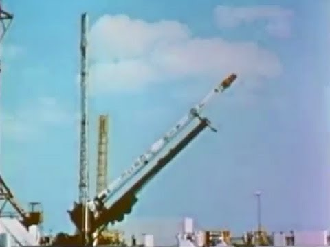 USAF Blue Scout Rockets