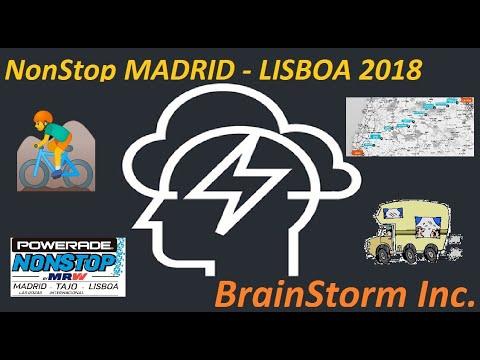 Etapa 9 (Ponte de Sor -  Coruche) Powerade NonStop Series Madrid - Lisboa 2018