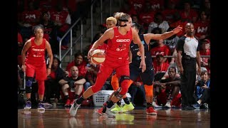 Elena Delle Donne's 21 Points in Game 5 of the WNBA Finals 2019