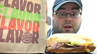 FAST FOOD REVIEW - Burger King YUMBO