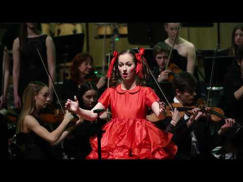 "Laura Richter: Chanson d`Olympia from ""Le contes de Hoffmann"" by Jacques Offenbach thumbnail"
