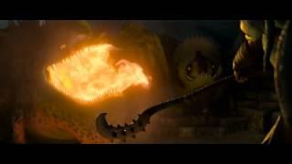 Трейлер Трон  Наследие - Как приручить дракона