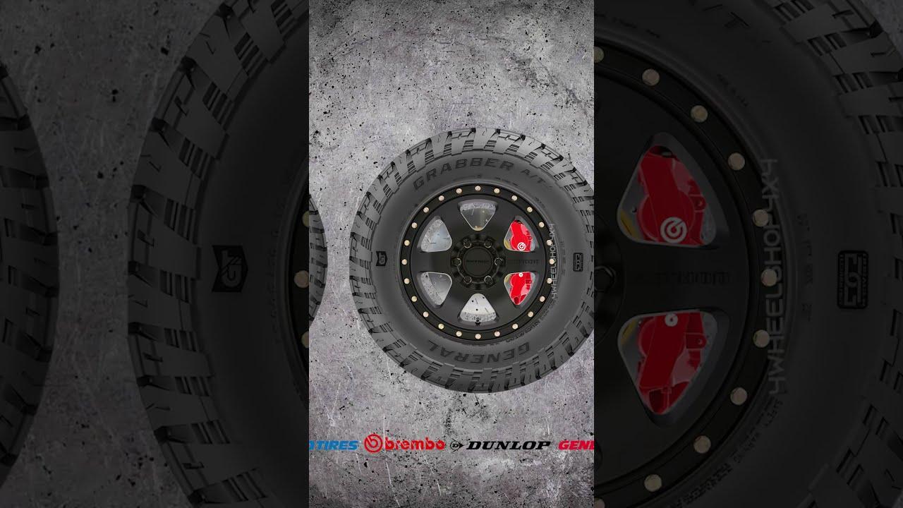 Frenos Rines y Llantas - 4 Wheel Shop Overland