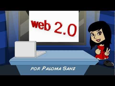 Animación Web 1.0 vs. Web 2.0.
