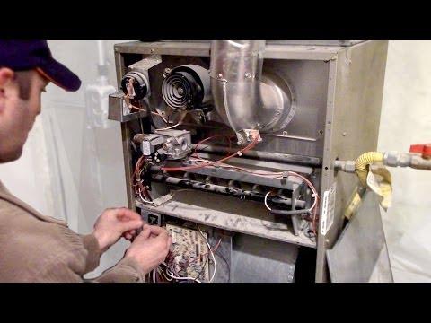 Bad ignitor symptoms  Bryant gas furnace ERROR 34
