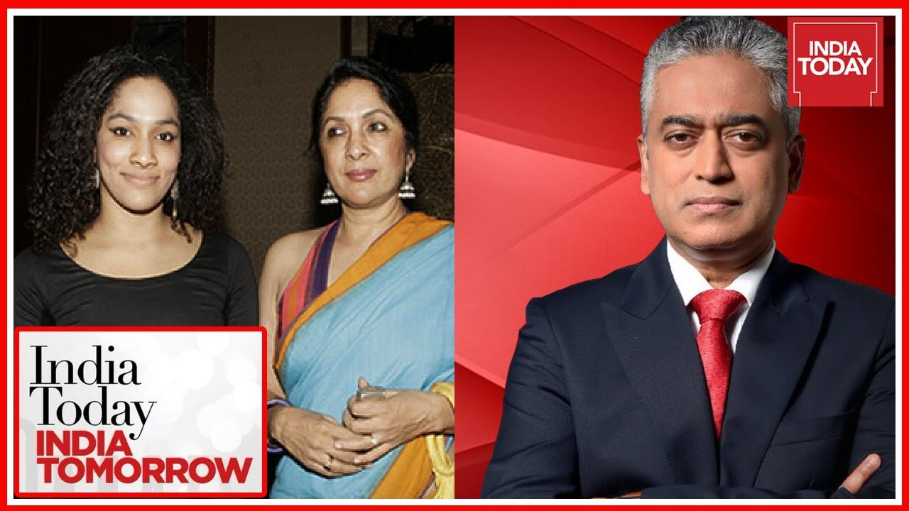 Rajdeep In Conversation With Neena Gupta & Daughter Masaba Gupta | India Today India Tomorrow