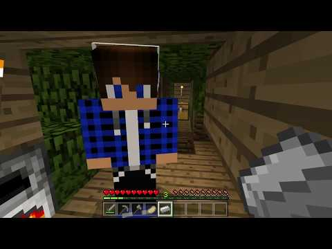 Minecraft David plays with friends... again part 1 with Awespire!