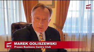 Marek Goliszewski o barierach dla inwestycji w Polsce