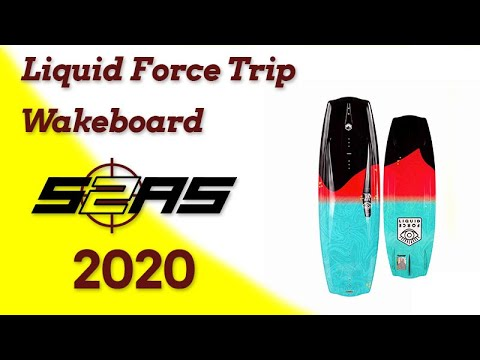 Liquid Force Trip Boat Wakeboard Review By S2AS