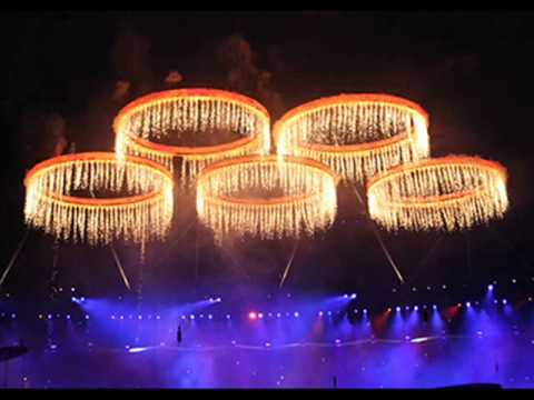 Chariots of Fire theme with lyrics ~ The Olympic Song ~ Vangelis ~ Joanna Henwood