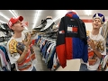 $250 TOMMY GRAIL FO $2!! JORDAN 9s, OREO 5s, and PLAYOFF 12s! Trip to the Thrift #162