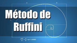 División por Ruffini - División de Polinomios