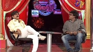 Jabardasth - జబర్దస్త్ - Shakalaka Shankar Performance on 27th February 2014