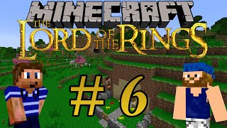 Minecraft Lord of the Rings Ep. 6 - These Trees Cray! (Minecraft Mod LP)