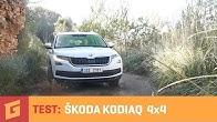 Škoda Kodiaq 1,4 TSI 4x4 - ENG SUB - TEST SUV - GARÁŽ.TV