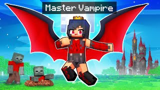 Return of the Master VAMPIRE In Minecraft!