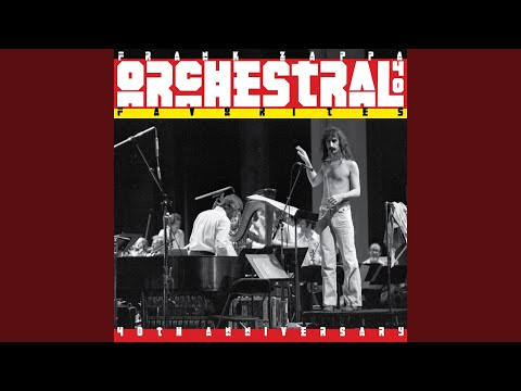 Revised Music For Low-Budget Symphony Orchestra (Live At Royce Hall, 9/18/1975)