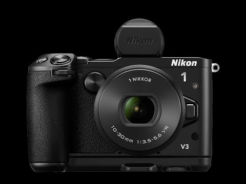 Nikon 1 V3  EXPEED 4A image processor full review, Capture cinematic 1080/60p video