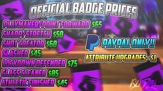 NBA 2K20 Badge Grinder   Grind Badges In NBA 2K20