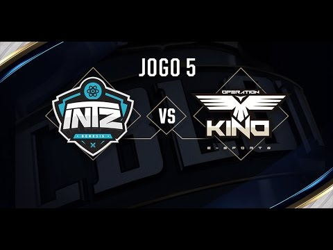 INTZ Genesis x Operation Kino (Jogo 5 - Dia 1) - Série de Promoção