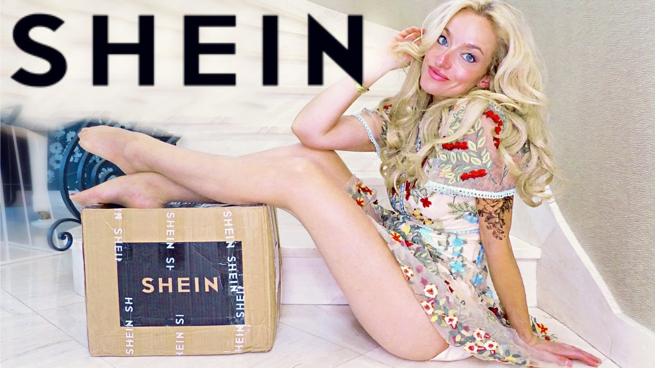 🖤 Unboxing SHEIN 🖤  Love it !
