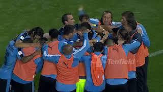 Fecha 16 Paraguay 1 2 Uruguay