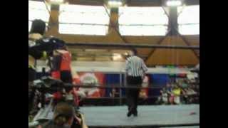 awf wrestling supanova 2012