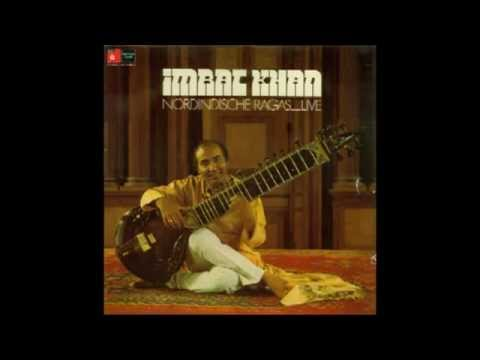 Imrat Khan (Sitar & Surbahar) - Nordindische Ragas. Raga Hamsadhwani