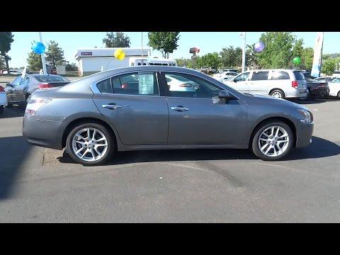 Lithia Chevrolet Redding >> 2014 NISSAN MAXIMA Redding, Eureka, Red Bluff, Chico, Sacramento, CA EC454074R - YouTube