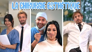 LA CHIRURGIE ESTHÉTIQUE - NINO ARIAL Feat Isabelle Arnaud, Miss Serbia et Alexis Le Rossignol