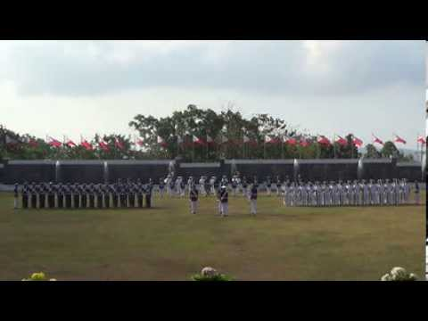 MAAP-Batch '17 Recognition Ceremony (Silent Drill)