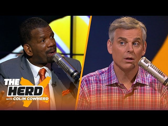Rob Parker says LeBron brought a 4-year mess to Lakers & disappointed Giants signed Tate   THE HERD