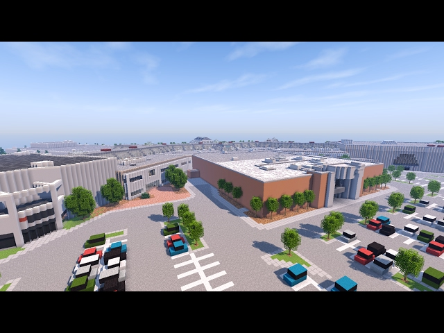 Owings Mills Mall - Minecraft