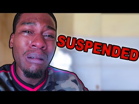 CJ SO COOL GETS SUSPENDED FOR A3U5IN6 HIS KIDS?