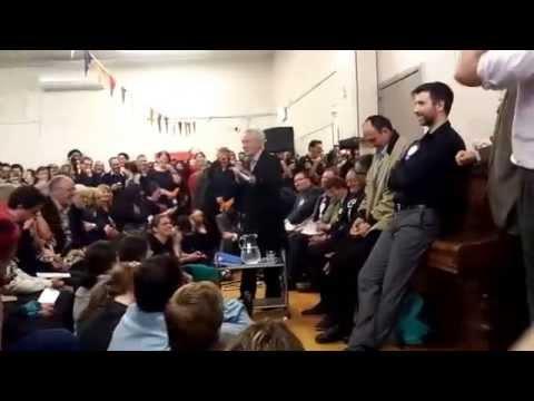 Aro Valley Community Centre:  Wellington Central Candidates Debate 2014 #arodebate
