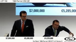 Full clip: Ferrari 250 LM