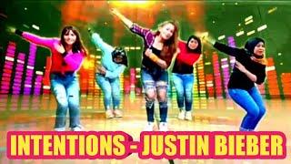 INTENTIONS - JUSTIN BIEBER - ZUMBA DANCE - TIKTOK VIRAL