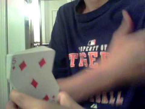 magic:levatate a card