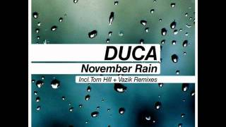 Duca - November Rain (Vazik Remix) - Sounds Of Earth
